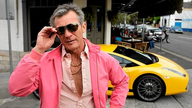 Male midlife crisis at 50
