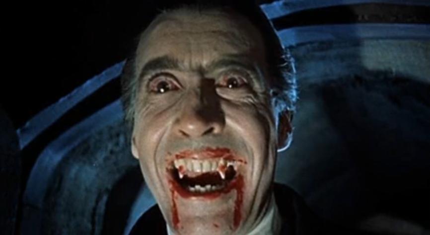 La construcción del vampiro, el no muerto