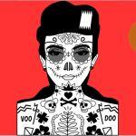 El tatuaje en Occidente