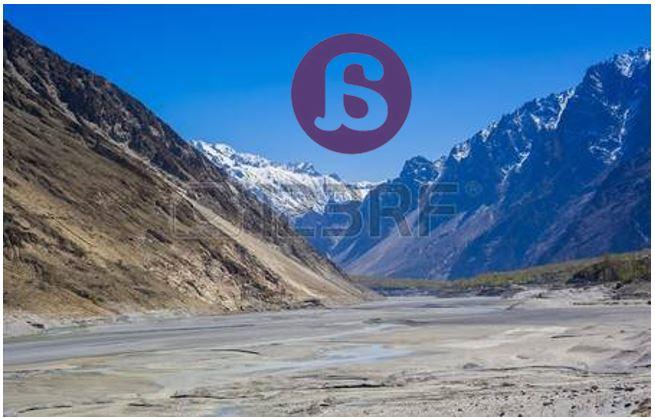 Baltistan. El valle de Husle (Pakistan)