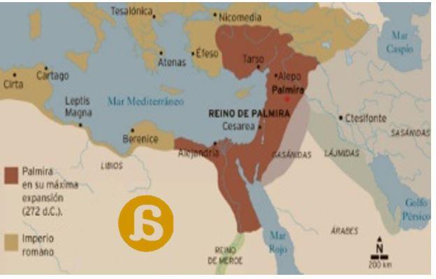 Zenobia de Palmira: una perla de la antigua Siria