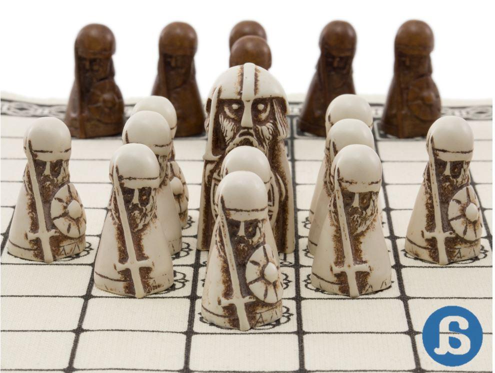 Hnefatafl: el ajedrez vikingo