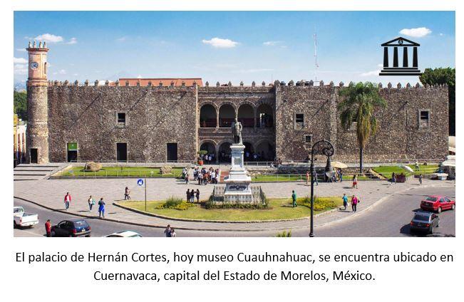 Palacio de Hernán Cortés
