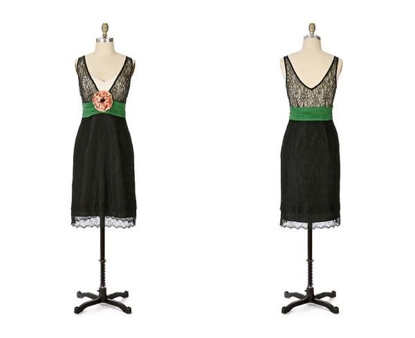 Anthropologie Dance Hall Dress 2007