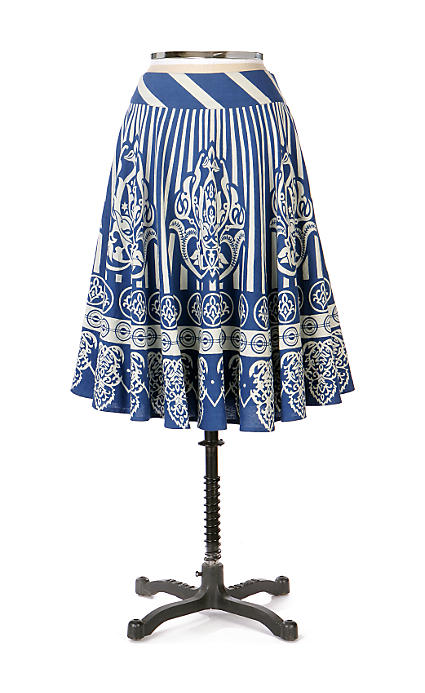 Anthropologie Dance Skirt 2007