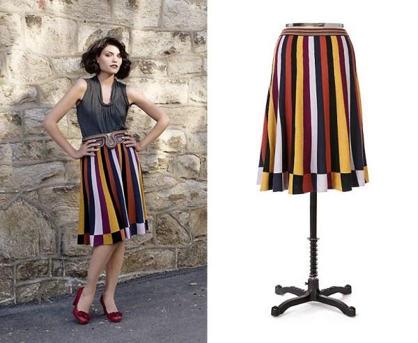 Anthropologie Stoa Sweater Skirt 2008