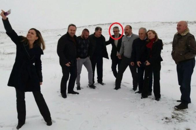 Uvek uz prijatelja iz BIA: Budimir Delić, desna ruka Saše Jankovića