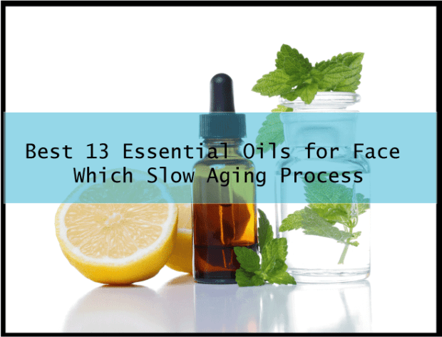 essential oils for face