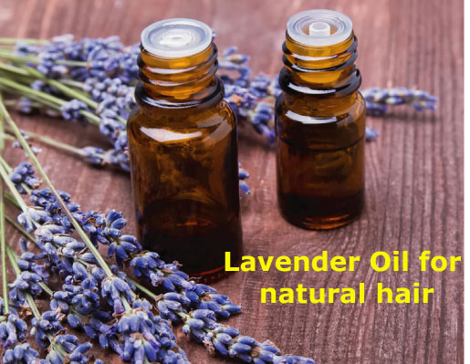 Lavender Oil for natural hair