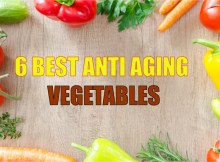anti aging vegetables