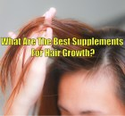 What are the best supplements for hair growth?