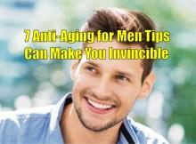 Anti-aging for men