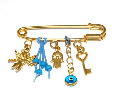 Amuletos para bebés