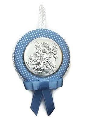 Amuletos para bebes medalla cuna