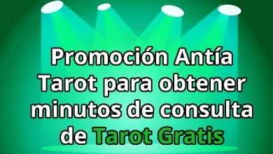 Photo of Promoción: Acumula minutos para consultas de Tarot Gratis