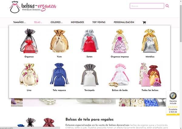 BolsasOrganza.es