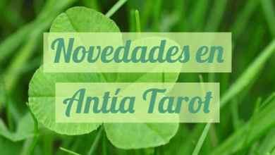 Novedades en Antia Tarot