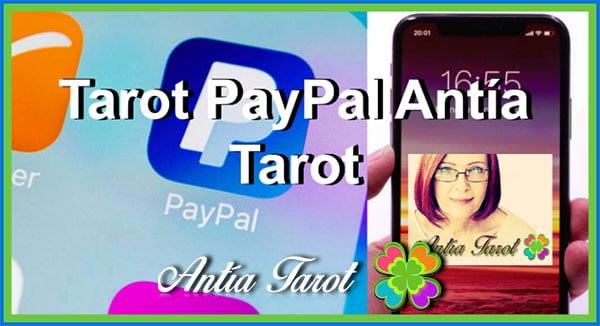 Tarot por PayPal Antia Tarot