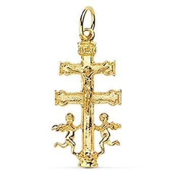Amuletos de protección poderosos Cruz de Caravaca