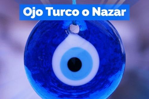 Amuletos de Protección Poderosos Nazar u Ojo Turco