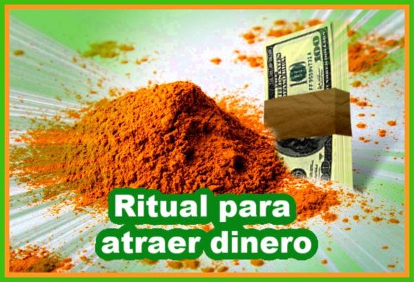 Ritual para atraer dinero con Canela