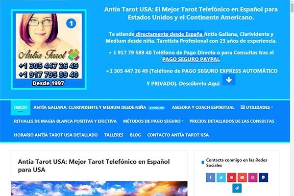 Tarot en Español USA