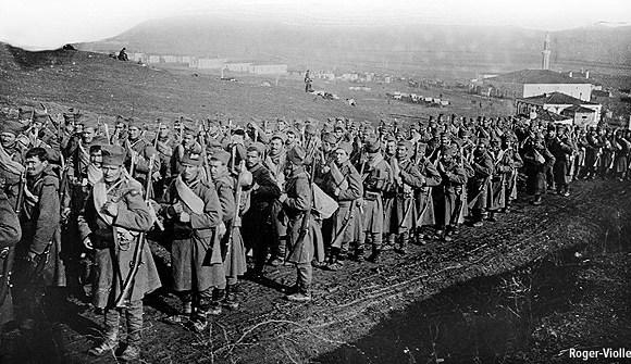Ένας αιώνας από τους Βαλκανικούς Πολέμους