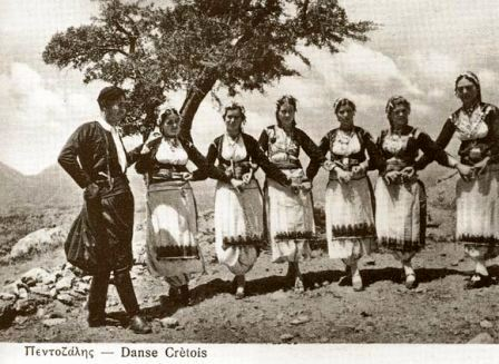 Το τραγούδι στη Δυτική Κρήτη τον καιρό του Μνημονίου