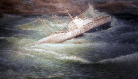 Tα τεχνητά ναυάγια της εποχής μας.