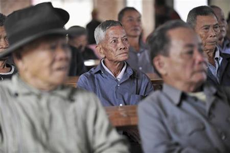 Η γηραιά Κίνα