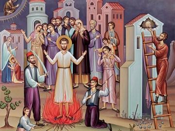 Το μαρτύριο του Αγίου Νικολάου του εκ Μετσόβου (17.5.1617)