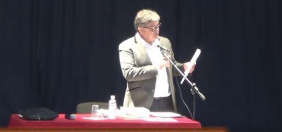Ομιλία του Δημήτρη Νατσιού για το νέο βιβλίο των Θρησκευτικών και την Παιδεία