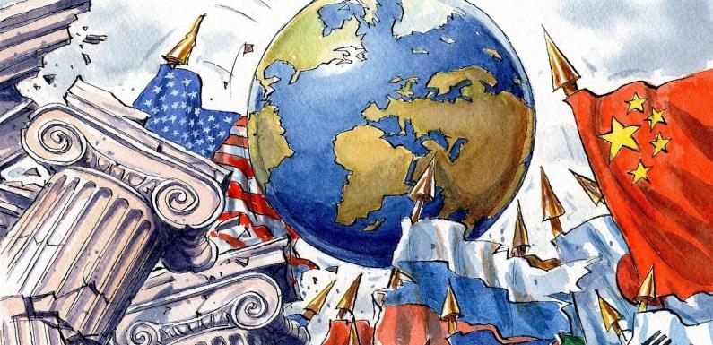 Η παρακμή του εκδυτικισμού και ο νέος πολυπολικός κόσμος