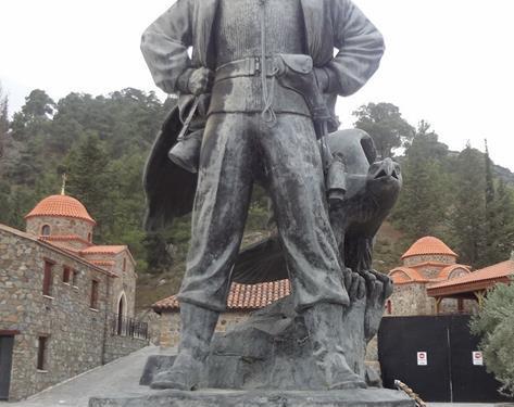 Ο Γρηγόρης Αυξεντίου της Κύπρου και της Μακεδονίας