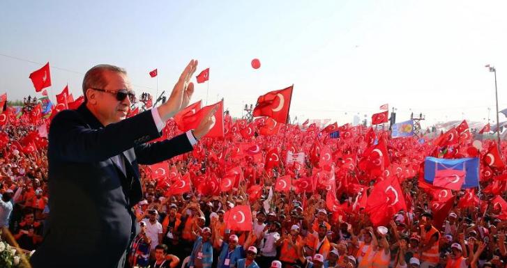 Αμεση Ανάλυση: Ο Ερντογάν με αντίπαλο τον εαυτό του