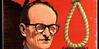 Heute ist wieder Adolf-Eichmann-Hängt-Gedenktag