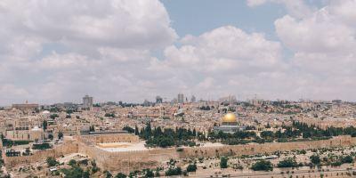 Jerusalem – ungeteilte Hauptstadt von Israel