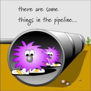 nel tubo