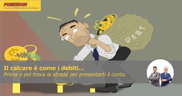 Calcare e debiti