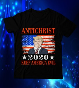 Antichrist 2020 T-Shirt