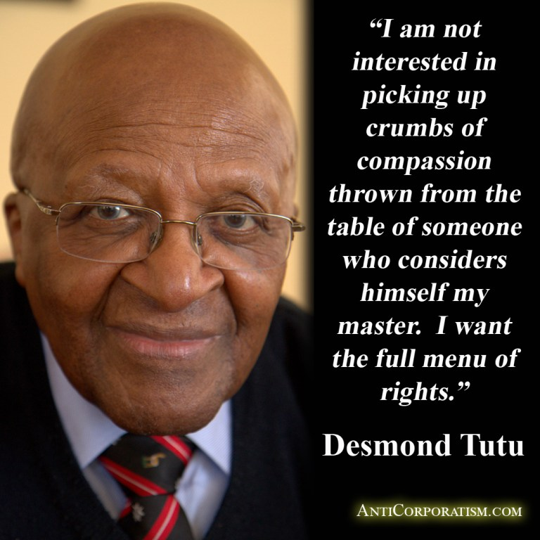 Desmond Mpilo Tutu quote