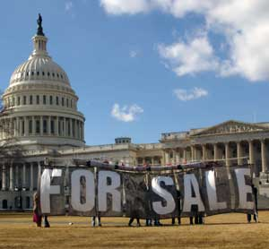 US Capitol For Sale by Takomabibelot