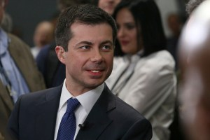 Pete Buttigieg by Walter Hammerwold of flickr