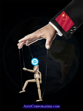 democrats are just Chinese puppets