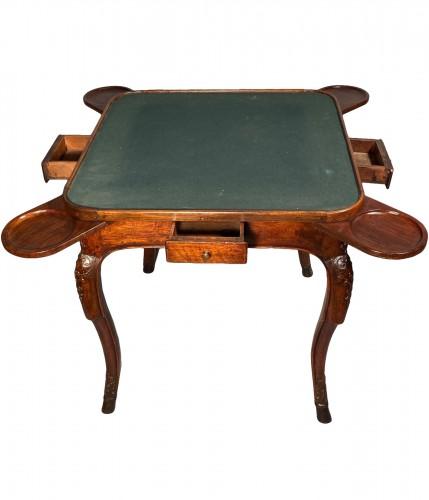tables a jeux anciennes antiquites