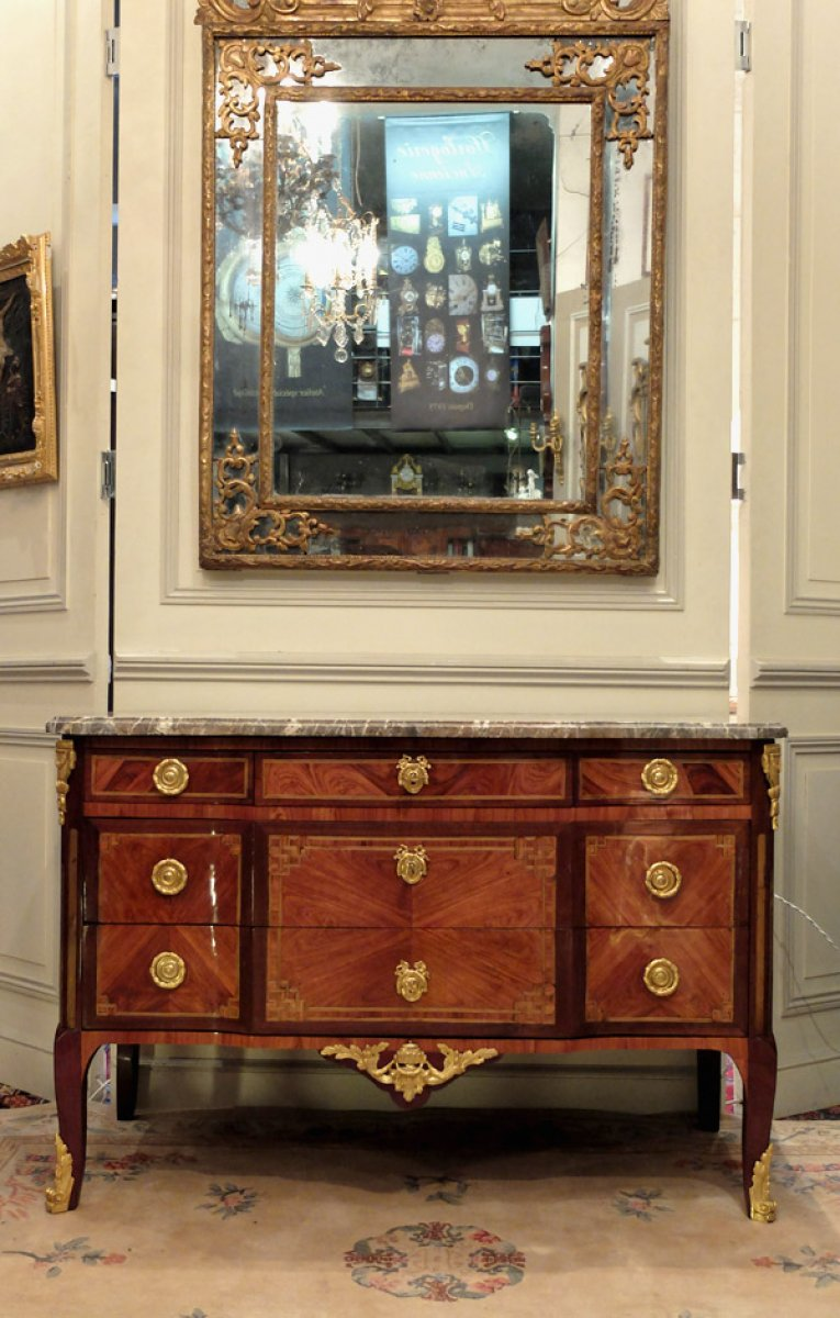 Commode Transition XVIIIe Sicle N48561