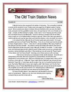 2009 04 newsletter