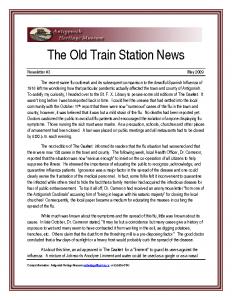 2009 05 newsletter