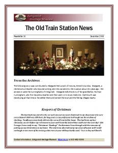 2009 12 newsletter