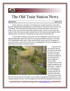 2010 10 newsletter